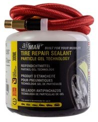 AirMan Valve Through Universal Tyre Sealant, 300ml. A076
