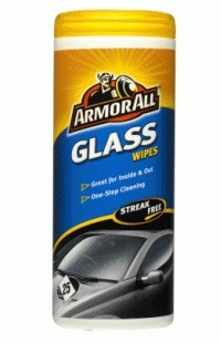 Armor All Glass Wipes 25 Pack 37025EN