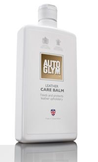 Autoglym Leather Care Balm. Feeds & Protects Leather Upholstery. 500ml