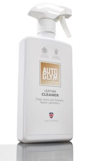 Autoglym Leather Cleaner. Cleans & Freshens Leather Upholstery. 500ml. Trigger