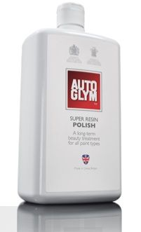 Autoglym Super Resin Polish. A Long-Term Beauty Treatment For All Paint Types. 1 Litre