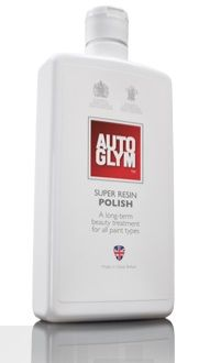 Autoglym Super Resin Polish. A Long-Term Beauty Treatment For All Paint Types. 500ml.