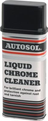 Autosol Liquid, Brilliant Chrome & Metal Polish 250ml. 0401