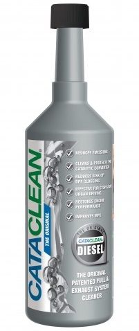 Cataclean® Diesel, Fuel And Exhaust System Cleaner, 500ml. CAT002