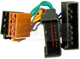 Celsus Car Audio ISO Lead. VW Sharan, Ford Galaxy & Seat Alhambra To 2000. AIS2147