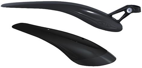 Crud Catcher Mudguards, Urban Race Twin Pack Splash Guards, CRD010