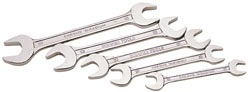 Draper 5 Piece Metric Open End Spanner Set 30768