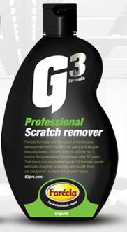 Farecla G3 Profesional Scratch Remover Step 2 500ml. 7164