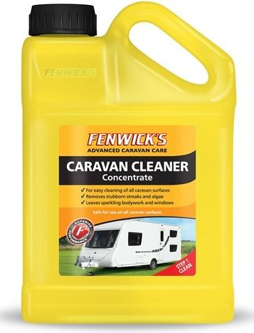 Fenwicks Caravan Cleaner 1 Litre. 0106