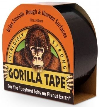 Gorilla Tape, Incredibly Strong Duct Tape, 3044001