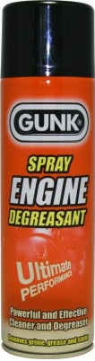 Gunk Engine Degreasant, Powerful & Effective Cleaner & Degreaser Aerosol 500ml
