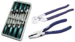 Hand Tools, Pliers & Screwdrivers