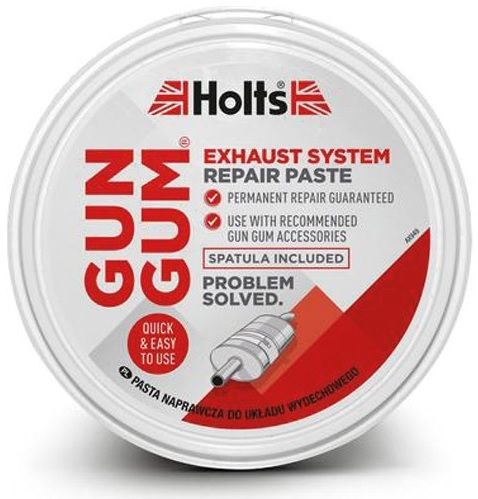 Holts Gun Gum Exhaust Repair Paste, Permanently Holes In Exhaust Systems. 200g. GG2R