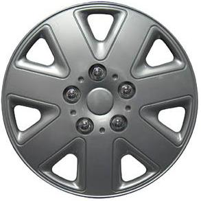 "Hurricane Wheel Trims, Modern Design Covers Available For 13"", 14"", 15"" & 16"" Wheels, Set Of 4"