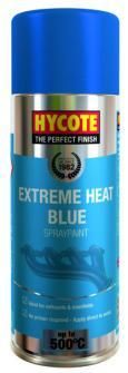 Hycote VHT Extreme Heat Spray Paint 400ml. 7 Colours Available