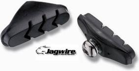 Jagwire Comp Road Sram & Shimano All Weather, Moulded 50mm Brake Blocks. JBS001