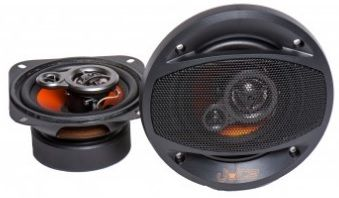 Juice 10cm 3-way Coaxial Speaker Set. JS453