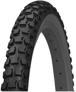 Kenda Bike Tyre K044 18 x 1.75 Black Wall. KT04B