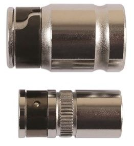 Laser Bit Holder Set, 2 Piece 1/4 & 3/8 Drive. 3137