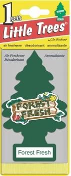 Little Tree, Magic Tree Air Fresheners, 5 Fragrance's Available