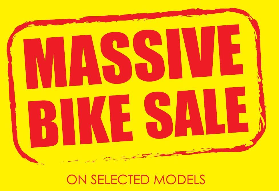 Massive Bike Sale | Massive Bike Sale In Carlisle Cumbria