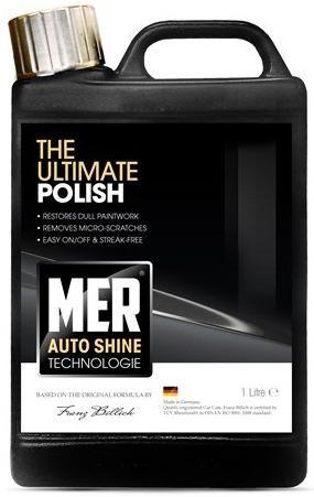 Mer Ultimate Shine Polish. 1 Litre. MASUP1