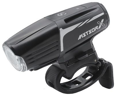 Moon Meteor-X Auto Pro. Rechargeable Front Light, 600 Lumens. LAAMY1903