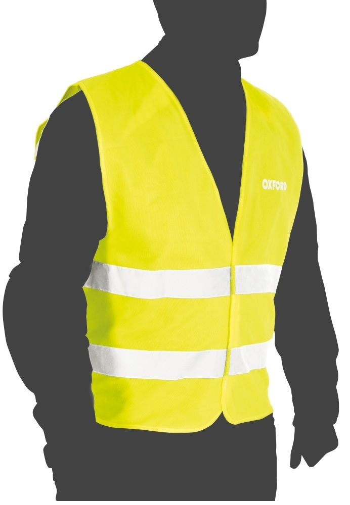 Oxford Adults High Visibility Vest | Clothing & Reflectives in Carlisle Cumbria