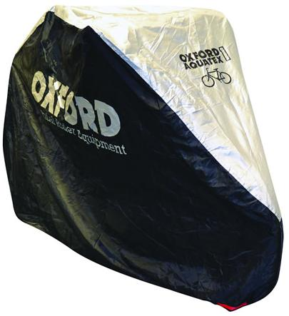 Oxford Aquatex Waterproof Bicycle Cover. Available to Cover 1 Bike, 2 Bikes Or 3 Bikes