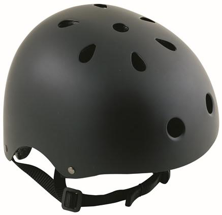 Oxford Bomber BMX - Skateboard Helmet, Sizes -  Medium Or Large, 4 Colours Available