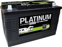 Platinum Leisure Battery. 110Ah. S6110L
