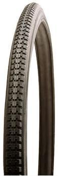 Raleigh Bike Tyre 16 X 1 3/8 Record Black. T1309