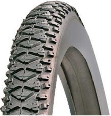 Raleigh Bike Tyre 700 X 38C Pioneer Black. T1506