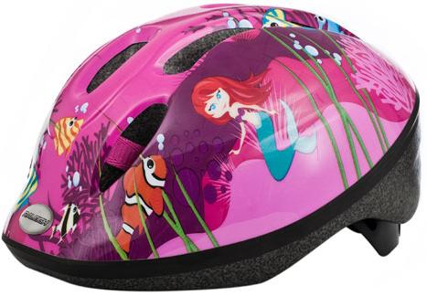 Raleigh Little Terra Helmet Mermaid, 48-54cm. CSH992
