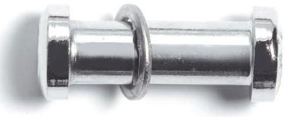 Raleigh Seat Bolt Standard Chrome Finish, Allen Key Fixing. 8mm Diameter Bolt x 22mm Length. RMB489