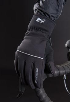 RSP Fully Weather Proof Gloves, Black, 4 Sizes Available