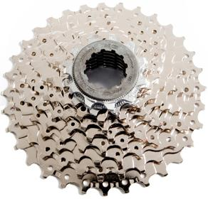 Shimano HG400 9 speed cassette  11-32 and 11-34 Teeth Available
