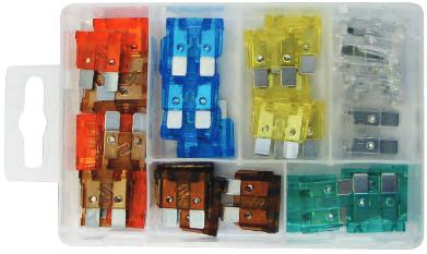 Standard Blade Fuses Assorted Pack. PMA101