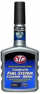 STP Complete Fuel System Cleaner For Diesel Engines. 400ml. 65400EN