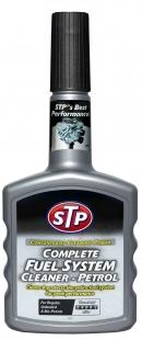 STP Complete Fuel System Cleaner For Petrol Engines. 400ml. 50400EN