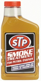STP Smoke Treatment For Petrol Engines 450ml. 64450EN