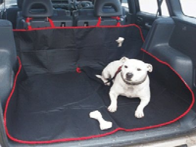 Streetwize Pet Vehicle Boot Liner For Hatchback's, SUV 4x4's. SWPC4