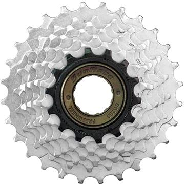 Sunrace Freewheel 14-28 Teeth. Available In 5, 6 & 7 Speed