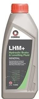 Technolube LHM Plus Mineral Based Hydraulic Brake & Suspension Fluid. 1 Litre. ALH010