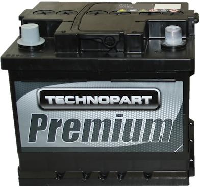 Technopart Premium Car Battery, 2 Year Guarantee. 4 Part Numbers Available