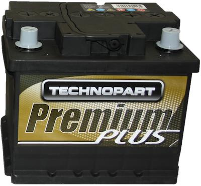 Technopart Premium Plus Car Battery, 3 Year Guarantee. 23 Part Numbers Available