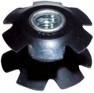 "Weldtite A Headset Star Nut 1"", 08040"