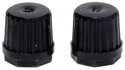 Weldtite Schrader Cycle Valve Caps, Pack of 2. 08060