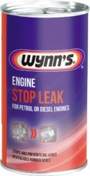 Wynn's Engine Oil Stop Leak, For Petrol Or Diesel Engines 325ml. 50664