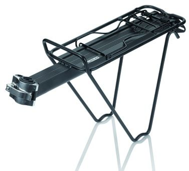 XLC Alloy Seatpost Mounted Luggage Rack, RP-R07